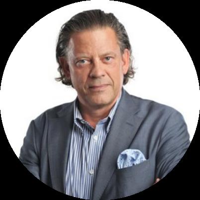 Moderator Stefan Melin. Konsult inom organisation- och kommunikationsutveckling
